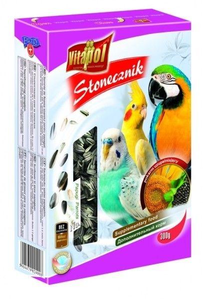 VITAPOL - Słonecznik dla papug 300g