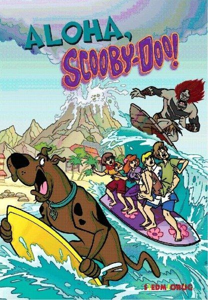 Aloha, Scooby-Doo! Wielkie Śledztwa Tajemniczej Spółki - -