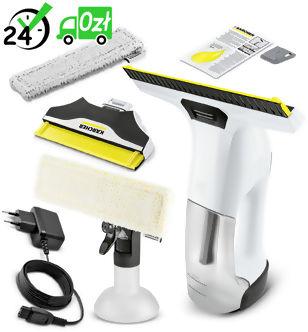 WV 6 Premium Home Line akumulatorowa myjka do okien Kärcher DORADZTWO => 794037600, GWARANCJA 2 LATA, SPOKÓJ I BEZPIECZEŃSTWO