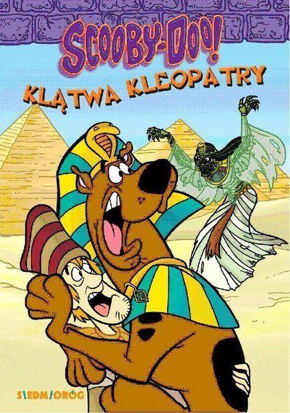 Scooby-Doo! Klątwa Kleopatry. Wielkie Śledztwa Tajemniczej Spółki - -