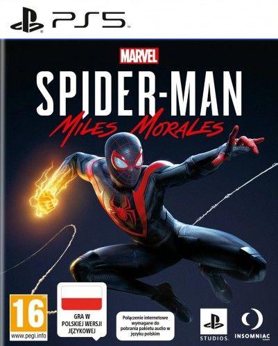 Spider-Man Miles Morales PS5 Używana