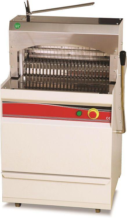 Krajalnica wolnostojąca do pieczywa ED16 grubość 16 mm
