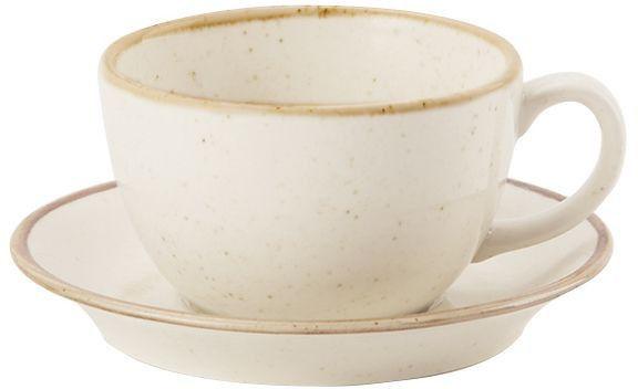 Filiżanka 250 ml Sand porcelana Porland 04ALM001408