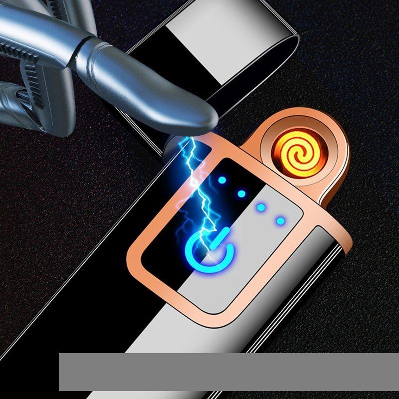 ZAPALNICZKA INDUKCYJNA DOTYKOWA USB DK-HQ017