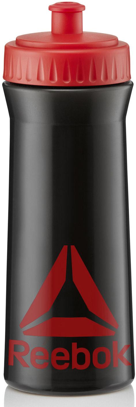 Bidon 500 ml czarny/czerwony REEBOK