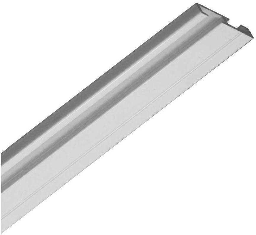 Szyna sufitowa 1-torowa Helsinki 250 cm biała aluminiowa Gardinia