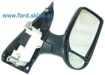 lusterko zewnętrzne Ford Transit - P - manual.