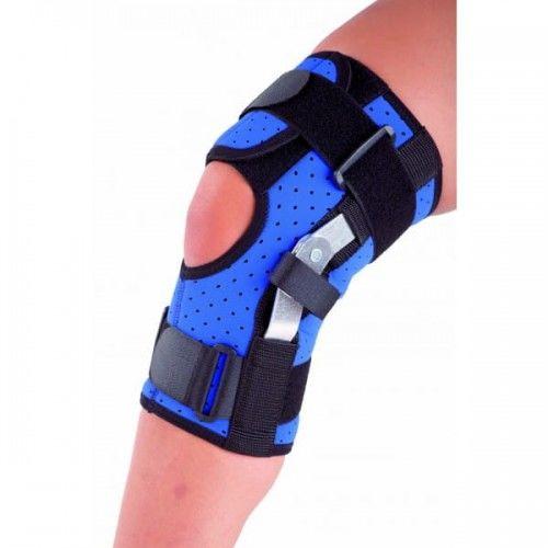 Orteza krótka stawu kolanowego z zawiasami policentrycznymi GENUX