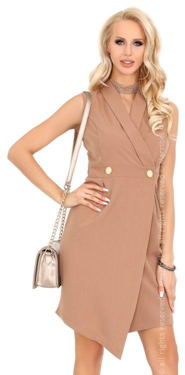 Matemia Camel sukienka
