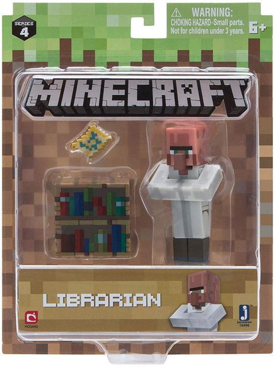 Minecraft - Bibliotekarz 16496