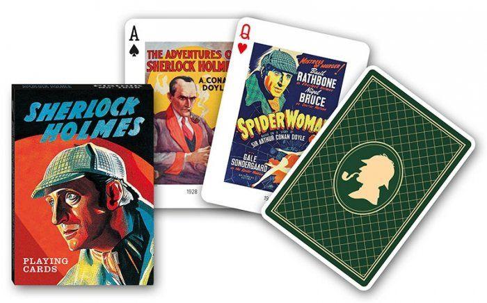 Karty Piatnik Sherlock Holmes