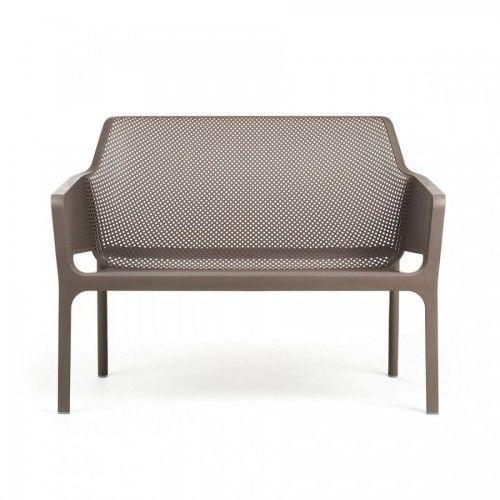 Nardi Sofa Net Bench brązowy