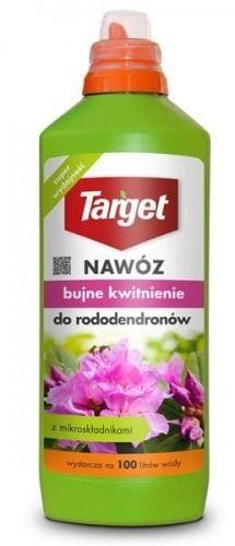 Płynny nawóz do rododendronów  bujne kwitnienie  1 l target