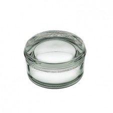 Pustak szklany P.12.60 round podłogowy luksfer
