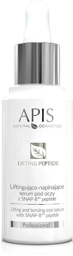 Liftingująco-napinające serum pod oczy z SNAP-8 peptide Apis Lifting Peptide 30 ml