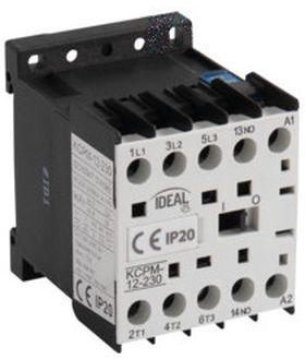 Stycznik mocy 12A 3P 230V AC 1Z KCPM-12-230 24094