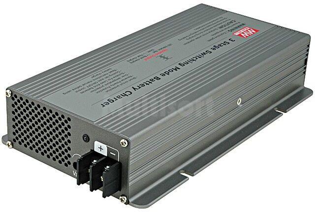 Ładowarka MEAN WELL do akumulatorów kwasowo-ołowiowych 10,5A 40 125Ah