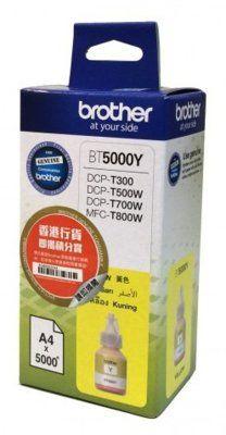 Butelka z atramentem BROTHER BT5000Y