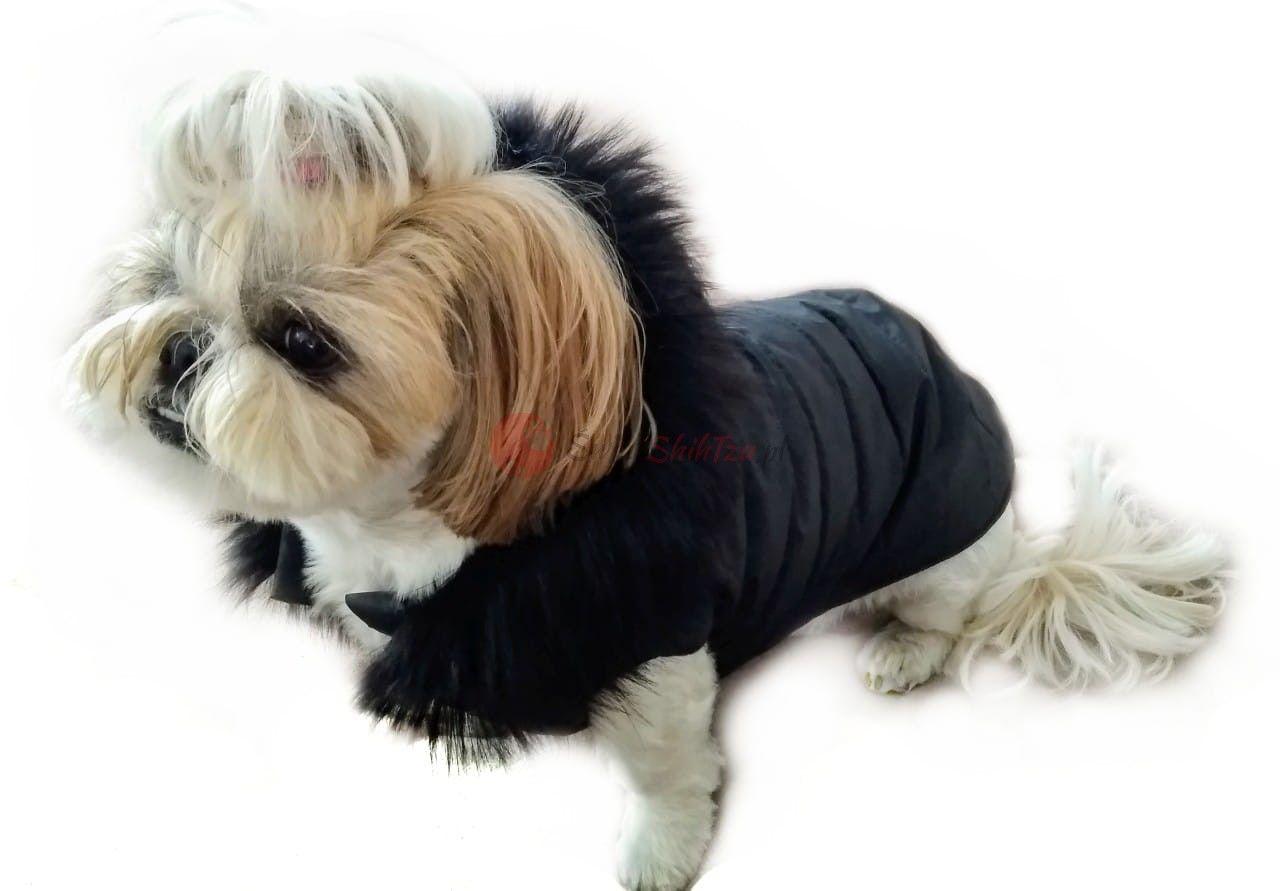 Ręcznie szyta kurtka exclusive czarna