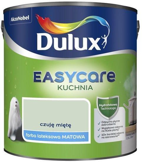 Farba Dulux EasyCare Kuchnia czuję miętę 2,5 l