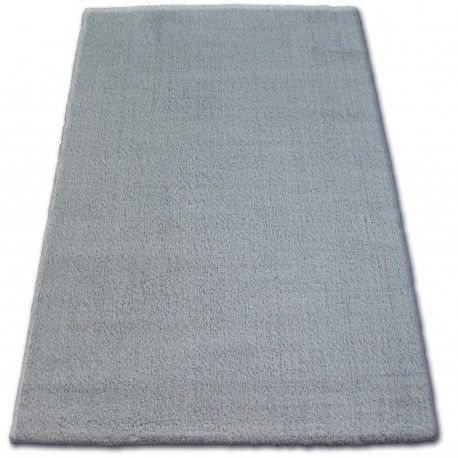 Dywan SHAGGY MICRO srebrny 60x100 cm