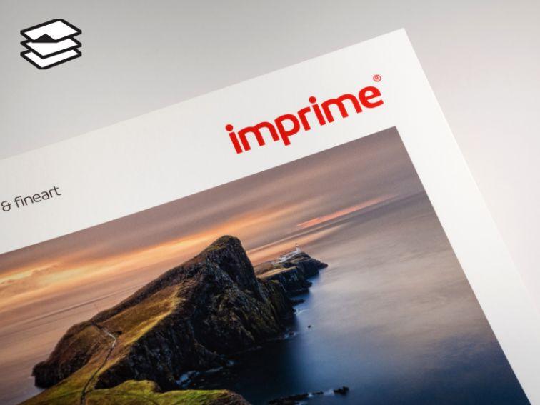 Papier IMPRIME Premium MNR260 Natural Rag 260gsm - A2, 25 arkuszy (90550121721)