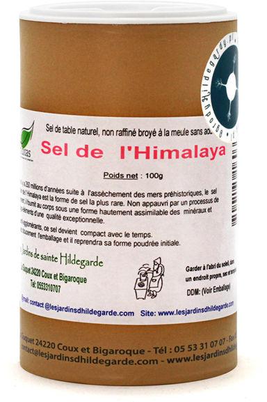 Przyprawy i zioła - Sól himalajska krystaliczna 100g, - SEL1