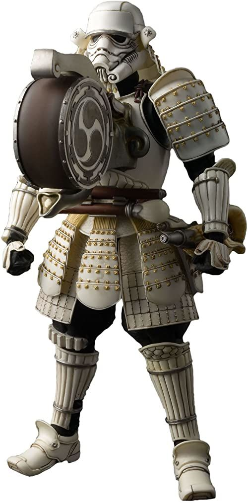 Bandai Tamashii Nations S.H. Figuarts Taikoyaku Stormtrooper figurka ruchoma, wielokolorowa