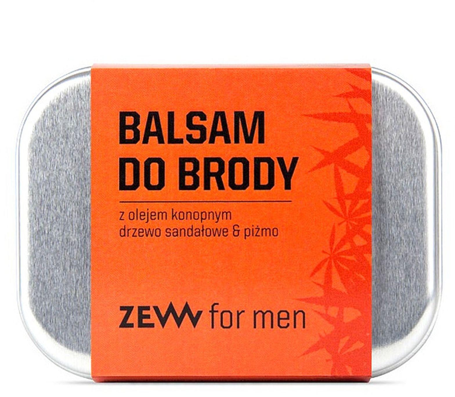 Balsam do brody z olejem konopnym - 80ml - Zew