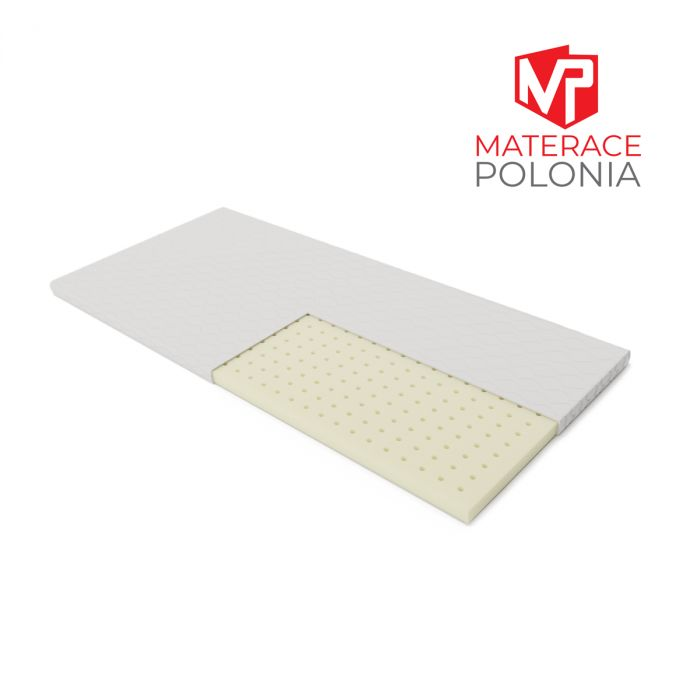 materac nawierzchniowy BIELIK MateracePolonia 100x200 H1 + Dostawa i zwrot za DARMO