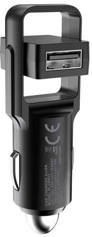 PLATINET CAR CHARGER ROTATION USB 2xUSB 4.8A