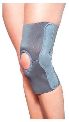 Stabilizator kolana elastyczny z szynami policentrycznymi o niezależnych osiach D-08