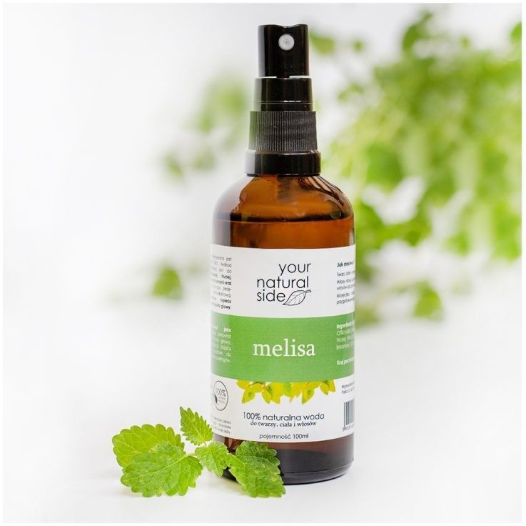 Woda z Melisy 200ml Your Natural Side