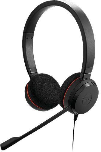 Zestaw słuchawkowy EVOLVE 20 Stereo MS JABRA