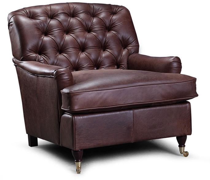 Fotel Sonata Style, pikowany