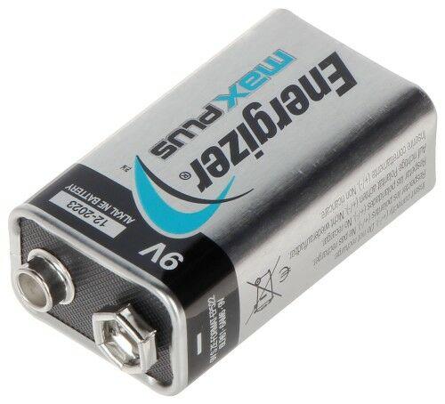 BATERIA ALKALICZNA BAT-6LR61-MAXPLUS/E 9V 6LR61 ENERGIZER