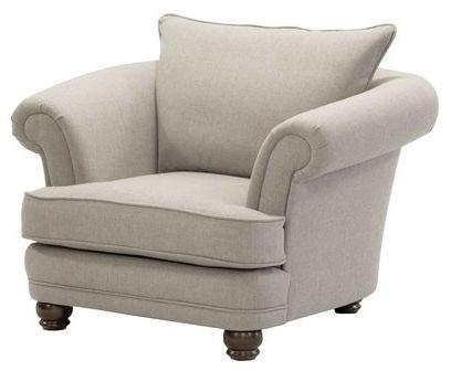 Fotel tapicerowany Mozzart