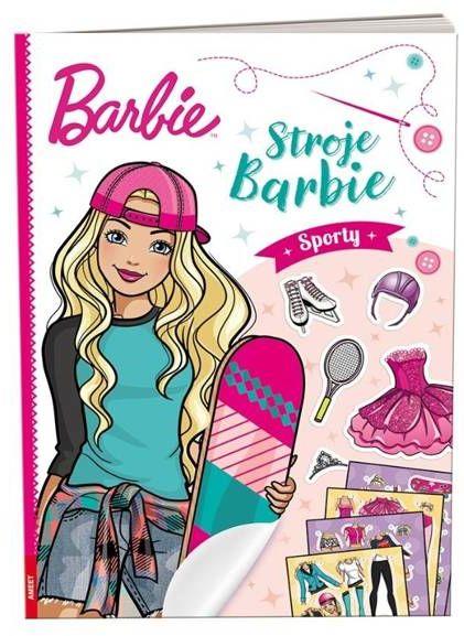 Barbie. Stroje Sporty - praca zbiorowa