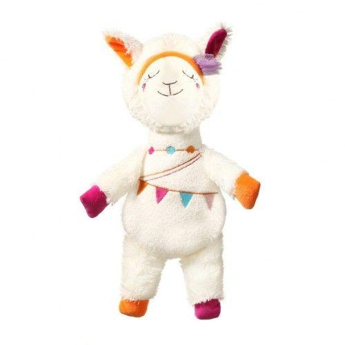 Przytulanka dla niemowląt Lama Rita BabyOno