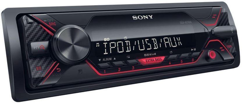 Radio samochodowe Sony DSX-A210UI Darmowa dostawa
