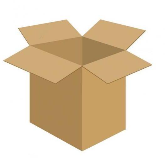 Karton klapowy tekt 3 - 590 x 380 x 600 510g/m2 fala C