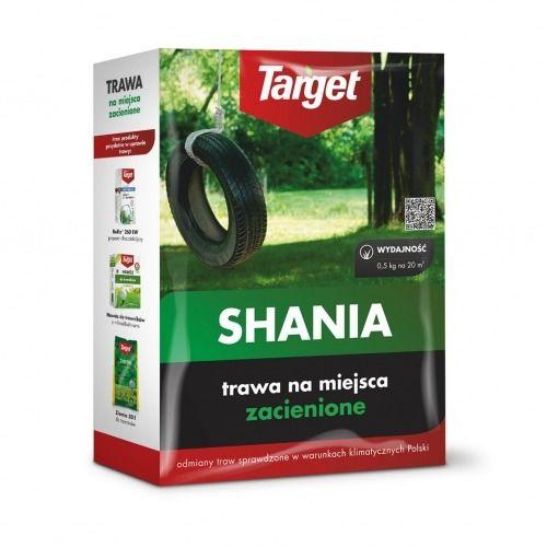 Shania  trawa na miejsca zacienione  500 g target