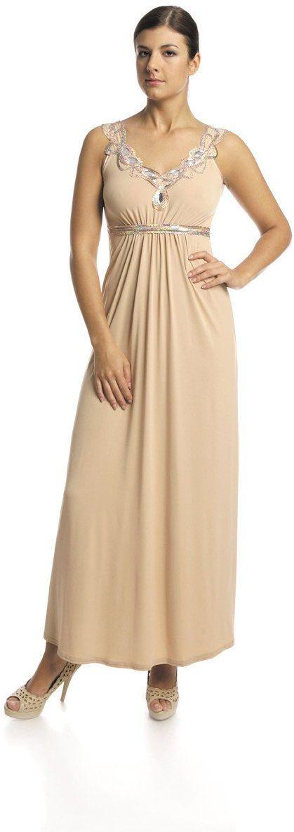 FSU732 Suknie wizytowe Sukienka SZAMPAN