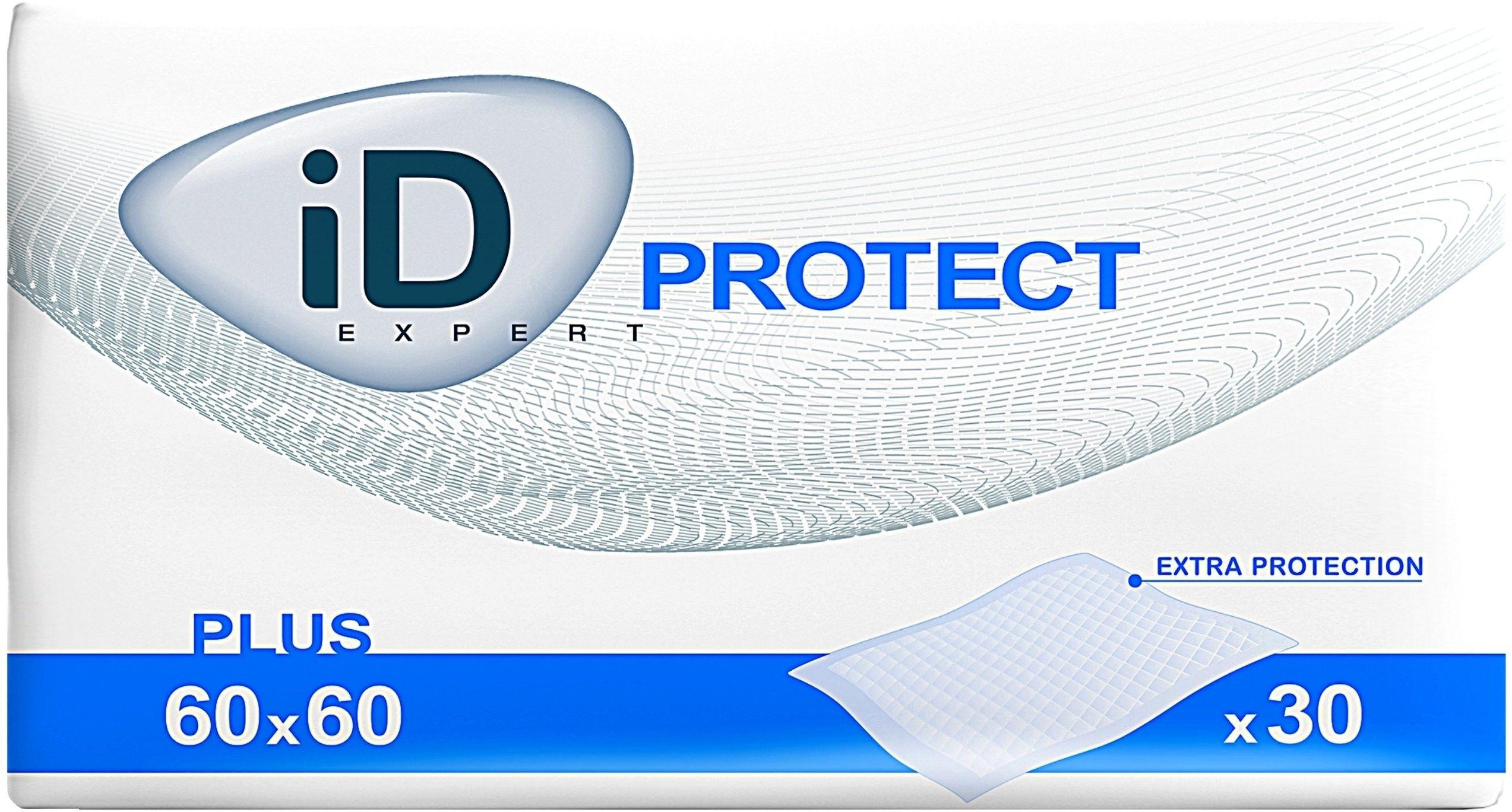 Ekstra chłonne podkłady higieniczne ONTEX iD Expert Protect 30 sztuk