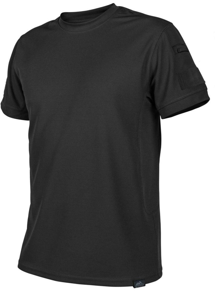 Koszulka termoaktywna Tactical T-shirt Helikon TopCool Lite Black (TS-TTS-TL-01) H