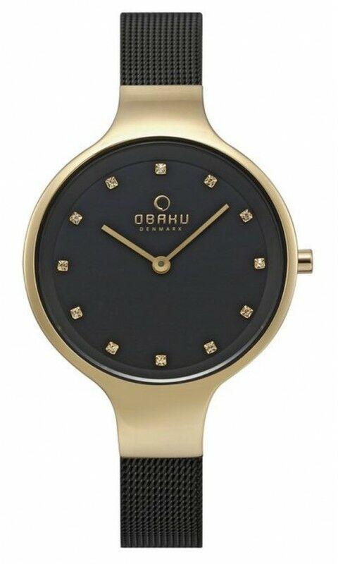 Zegarek OBAKU V173LXGBMB