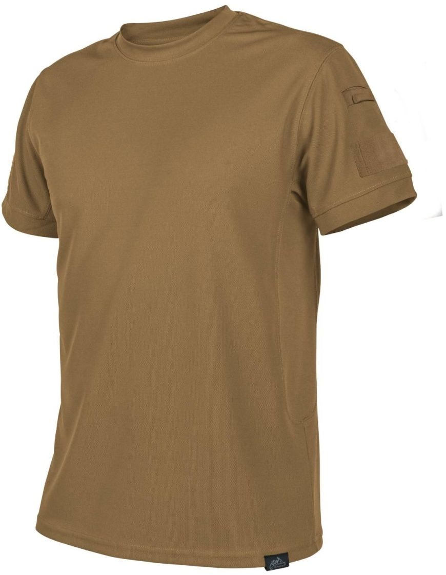 Koszulka termoaktywna Tactical T-shirt Helikon TopCool Lite Coyote (TS-TTS-TL-11) H