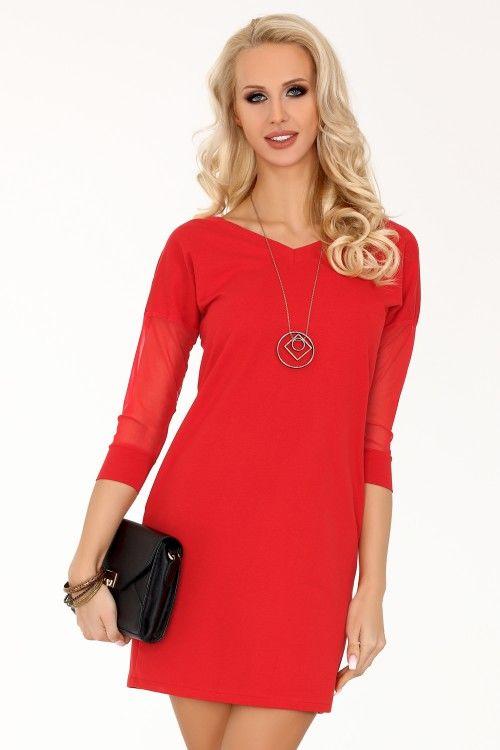 Betanisa Red sukienka