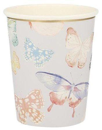 Kubeczki Motyle