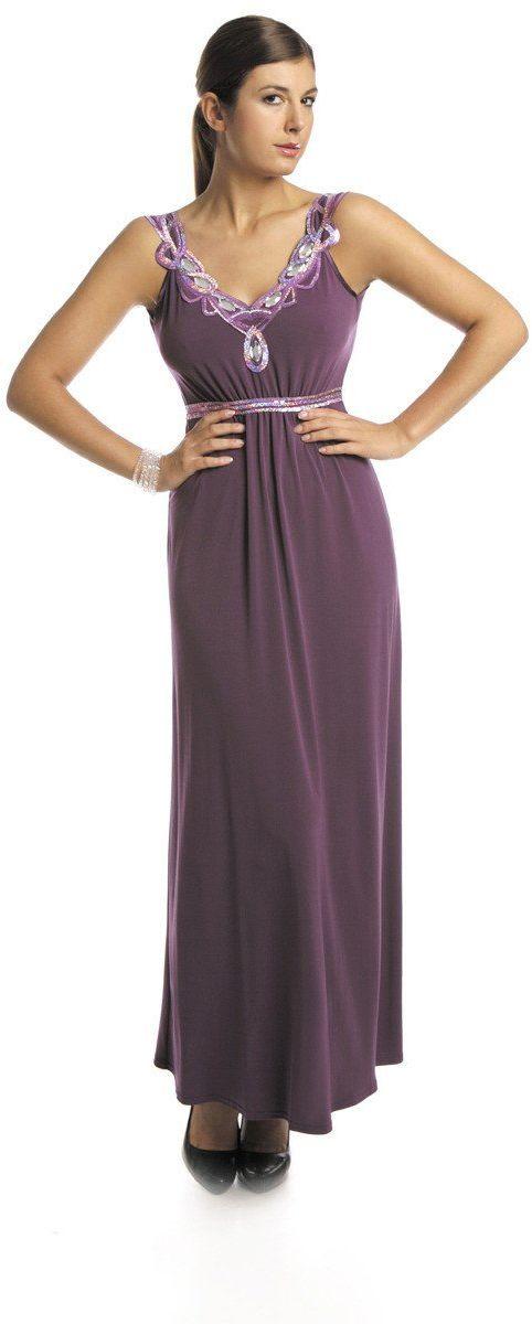 FSU732 Suknie wizytowe Sukienka ŚLIWKOWY